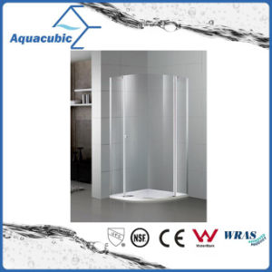 Bathroom Glass Simple Shower Room and Shower Enclosure (AE-LFHY822) pictures & photos