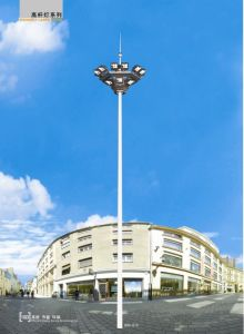 Galvanized LED High Mast Light Factory/30m LED High Mast Light Price pictures & photos