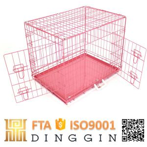 Color Iron Pet Cage Factory Directly pictures & photos