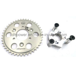 1.5` Rear Hub CNC Adapter and Sprocket Using on Spoke Wheel Bicycle pictures & photos