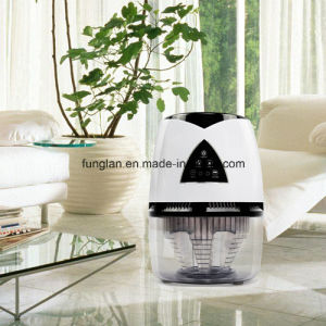 Seven Colors Lamp Air Purifier Aroma Oil with Ce pictures & photos