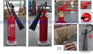 5kg CO2 Fire Extinguisher Pz27.8 pictures & photos