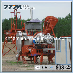 15tph Mobile Asphalt Mixing Plant, Mobile Asphalt Plant, Mobile Asphalt Mixer pictures & photos