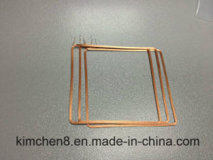 IC Card Inductor Coil /Self -Bonding Copper Coil /6.9uh Inductor Coil pictures & photos