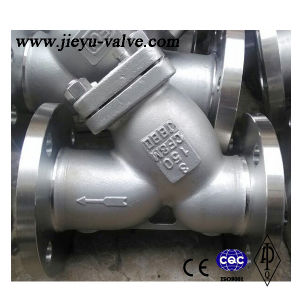 Stainless Steel CF8m 150lb Y Strainers pictures & photos