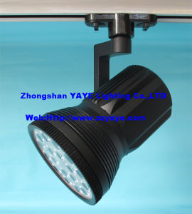 Yaye CE & RoHS Approval 18W LED Track Lighting / 18W LED Track Lamp pictures & photos