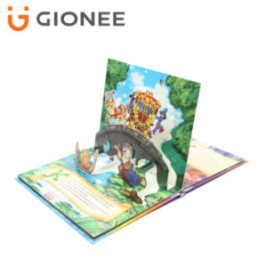 3D Pop up Book/ Story Book/ Children Book Printing pictures & photos