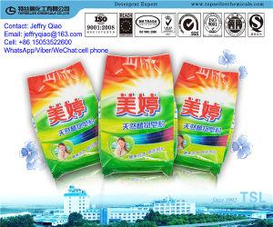 High Foam Laundry Powder Detergent
