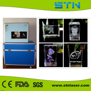 3D Crystal Engraving Laser Machine (STNDP-801AB4)