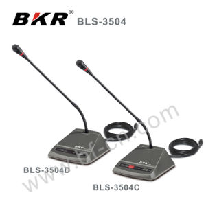 BLS-3504C/D Wired Discussion Conference System pictures & photos