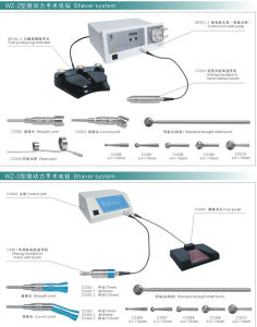 Shaver System with Good Quality Price (MC-C-3) pictures & photos