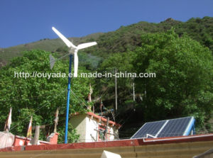 1kw Wind Turbine System Use for Home pictures & photos