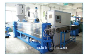Manufacturing Equipment Jacket Sheath Lsoh Wire Extrusion Line pictures & photos