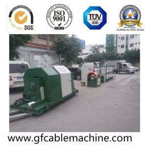 High Speed Cantilever Type Wire Cable Stranding Machine pictures & photos