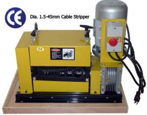 Dia1.5-45mm Scrap Wire Stripper (CE 1.5kW/110V/60Hz) pictures & photos