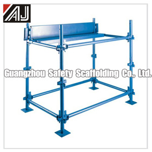 Guangzhou Metal Kwikstage Scaffold System for Building Construction Project pictures & photos