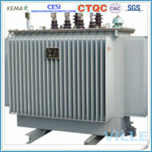 1.6mva 10kv Oil Immersed Three Phase Amorphous Alloy Transformer/Distribution Transformer pictures & photos