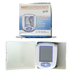 Wrist-Type Blood Pressure Monitor (HS-520) pictures & photos