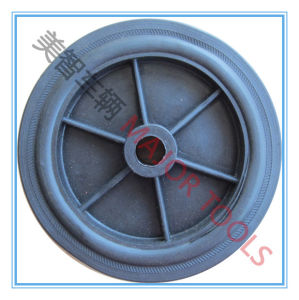 High Quality 5 Inch 5*1.2 Small Plastic Toy Wheel PP and PVC Tyres pictures & photos
