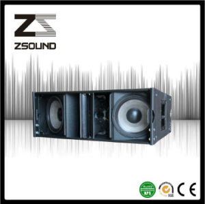 High Power Sound System Double 12 Inch Line Array pictures & photos
