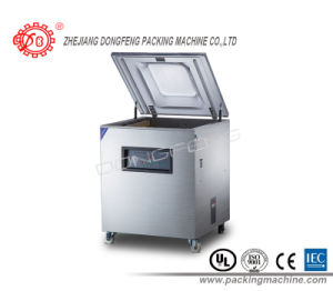 Single-Chamber Vacuum Packing Machine (DZQ-600B) pictures & photos