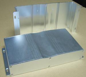Aluminium Sheet Metal Fabricated Case pictures & photos