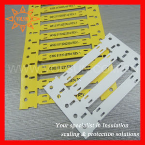 High Temperature Resistant Cable/Wire Marker Tag pictures & photos