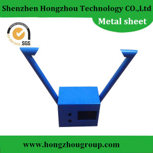 Factory Supply Steel Fabrication Sheet Metal Parts with ISO Certificated pictures & photos
