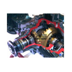Isuzu Frr Fsr Differential Assembly Reducer Differential Case pictures & photos