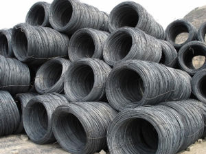 Hot Rolled Low Carbon Steel Wire Rod pictures & photos