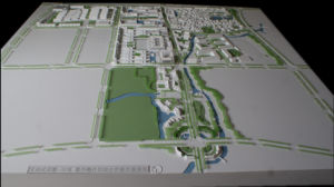 Scale Model of Landscape Planning (JW-77) pictures & photos