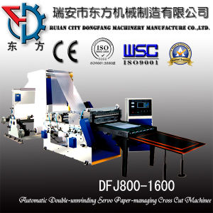 A4 Roll Paper Cross Cutting Machine to Paper Ream pictures & photos