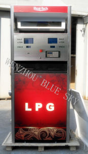 2 Nozzles LPG Dispenser with LED Display pictures & photos