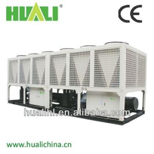 Plate - Fin Typed Air Cooled Screw Chiller with Hanbell Compressor pictures & photos