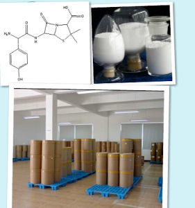 Pharmaceutical Medicine with High-Effect Made From China (Amoxicillin)