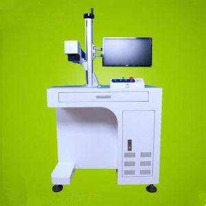 Dongguan Jieda Fiber Laser Marking Machine for Metal Steel pictures & photos