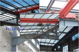 Electric Bridge Overhead Crane with Hook pictures & photos