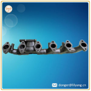 Casting Ni-Resist Iron Exhaust Manifold, Exhaust Manifold Auto Part pictures & photos