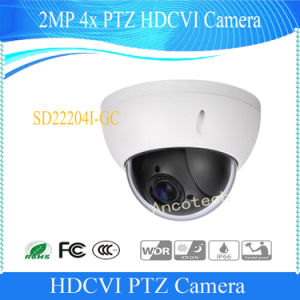 Dahua 2MP 4X PTZ CCTV Camera (SD22204I-GC) pictures & photos
