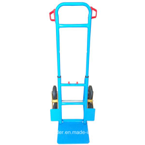 Professional Manufacturer of Foldable Hand Trolley (HT1426H)