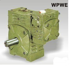 Wpwe Gearbox Double Wpe Series pictures & photos