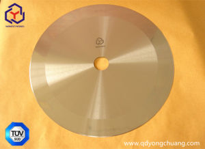High Quality Circular Blade for Cutting Optical Film pictures & photos