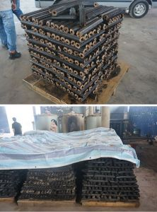Energy Saving Sawdust Briquette Machine pictures & photos