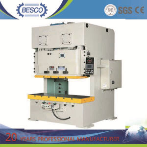 Double Pneumatic Cylinder Counter Punching Machine pictures & photos