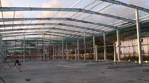 Economical Light Steel Warehouse Construction (SL-0034) pictures & photos
