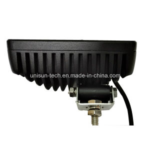 "6"" 12V-24V Rectangle 40W CREE LED Car Light pictures & photos"