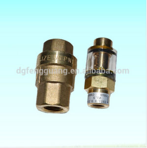 One-Way Valve Non-Return Valve Air Compressor Check Valve pictures & photos
