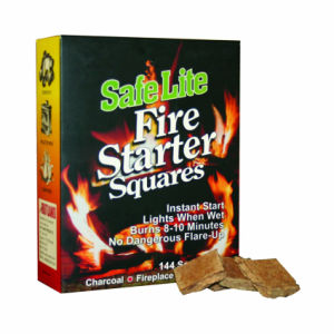 Recyclable Paper Sack for Barbecue BBQ Charcoal pictures & photos