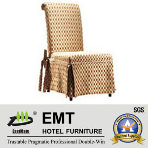 Modern Wedding Banquet Chair Wooden Chair (EMT-036) pictures & photos