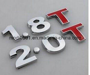 ABS Car Sticker, ABS Auto Label, Motorcycle Label pictures & photos